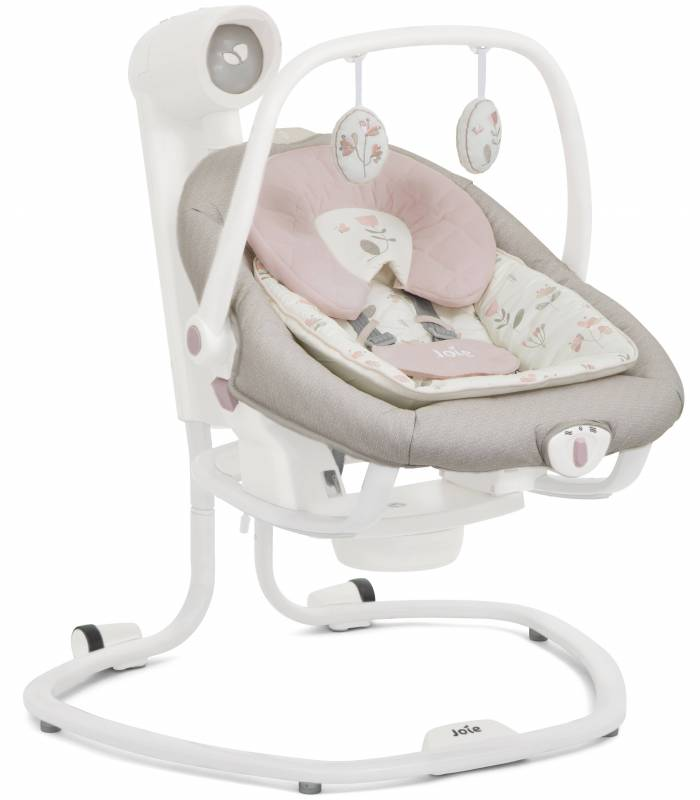 "Joie Serina 2in1 ""Flowers Forever"" Baby-Schaukel-Wippe"