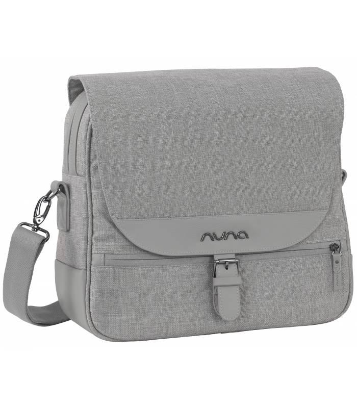 Nuna Wickeltasche Diaper-Bag Frost (Universell)