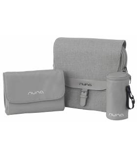Nuna Wickeltasche Diaper-Bag Frost (Universell)