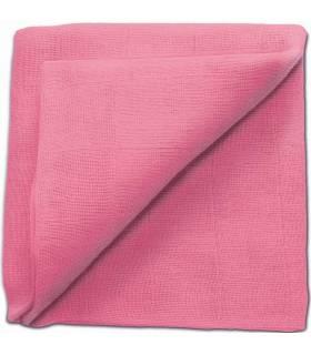 Zewi Bébé-Jou Baby Gaze UNI Bunt 60x60 (Nuscheli) Pink