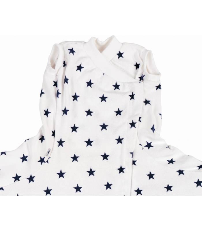 Zewi Bébé-Jou Fix-Decke Navy Stars