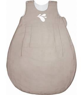 Zewi Bébé-Jou Schlafsack Tencel Sand