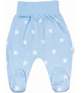 Zewi Bébé-Jou Baby-Pant Interlok (Strampelhöschen) Ciel Stars