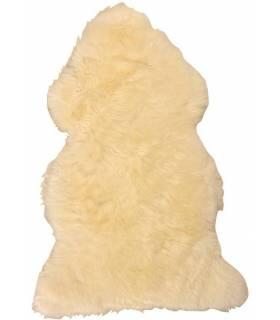 Zewi Bébé-Jou Lammfell Medizinal ungeschoren ca. 90cm (Natur)