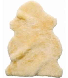 Zewi Bébé-Jou Lammfell Medizinal geschoren ca. 90cm (Natur)