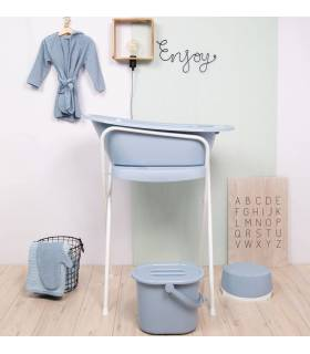 Zewi Bébé-Jou Badewanne Celestial Blue