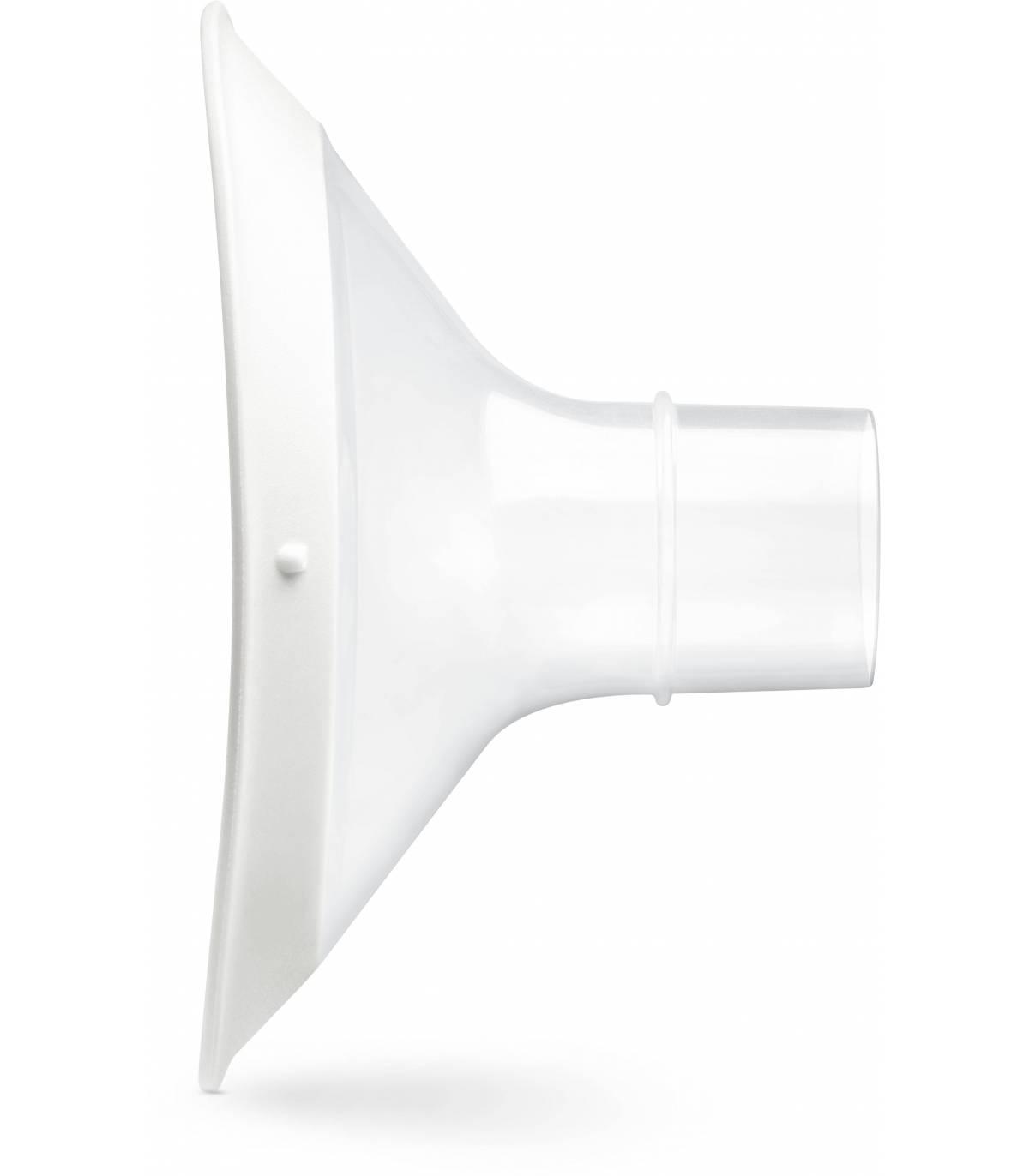 Medela PersonalFit Flex Brusthauben 2 Stück Grösse M-24mm