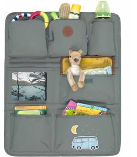 Lässig 4-Babys Car Wrap-to-Go - Bus (Autositz-Tasche)