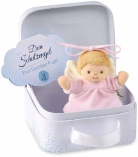 Sterntaler Spieluhr Mini - Schutzengel Rosa