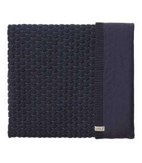 Joolz Essentials Decke Honeycomb Blau