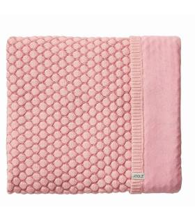 Joolz Essentials Decke Honeycomb Pink