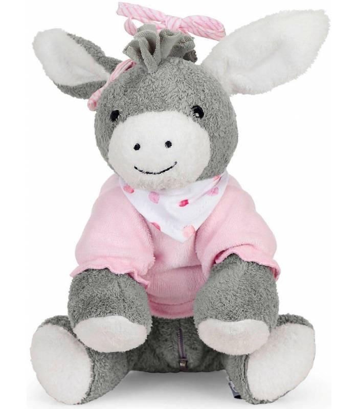 Sterntaler Baby Chilling Box - Esel Emmi Girl (Digitale Spieluhr)