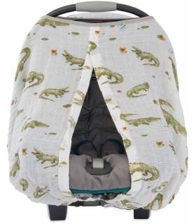 Little Unicorn Car Seat Canopy - Gators