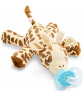 Avent Snuggle Nuggikette 0-6M - Giraffe