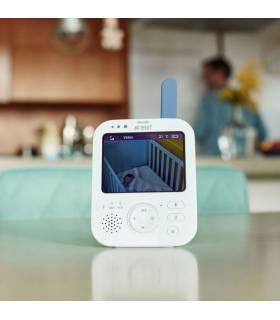 Avent/Philips Video-Babyphone SCD845/26 3,5 Zoll