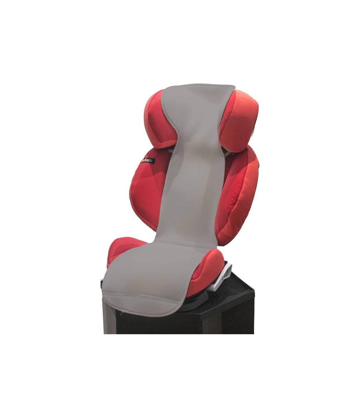 Kuli Muli Autositzauflage für Baby-Schalen (Gruppe 0+) Grau