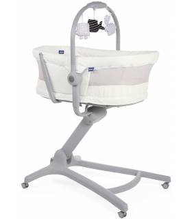 Chicco Baby Hug AIR 4-in-1 White Snow