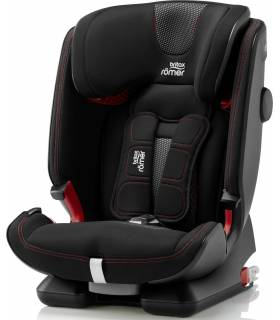 Römer/Britax Advansafix IV R - Cool Flow Black (9-36 kg)