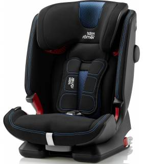 Römer/Britax Advansafix IV R - Cool Flow Blue (9-36 kg)