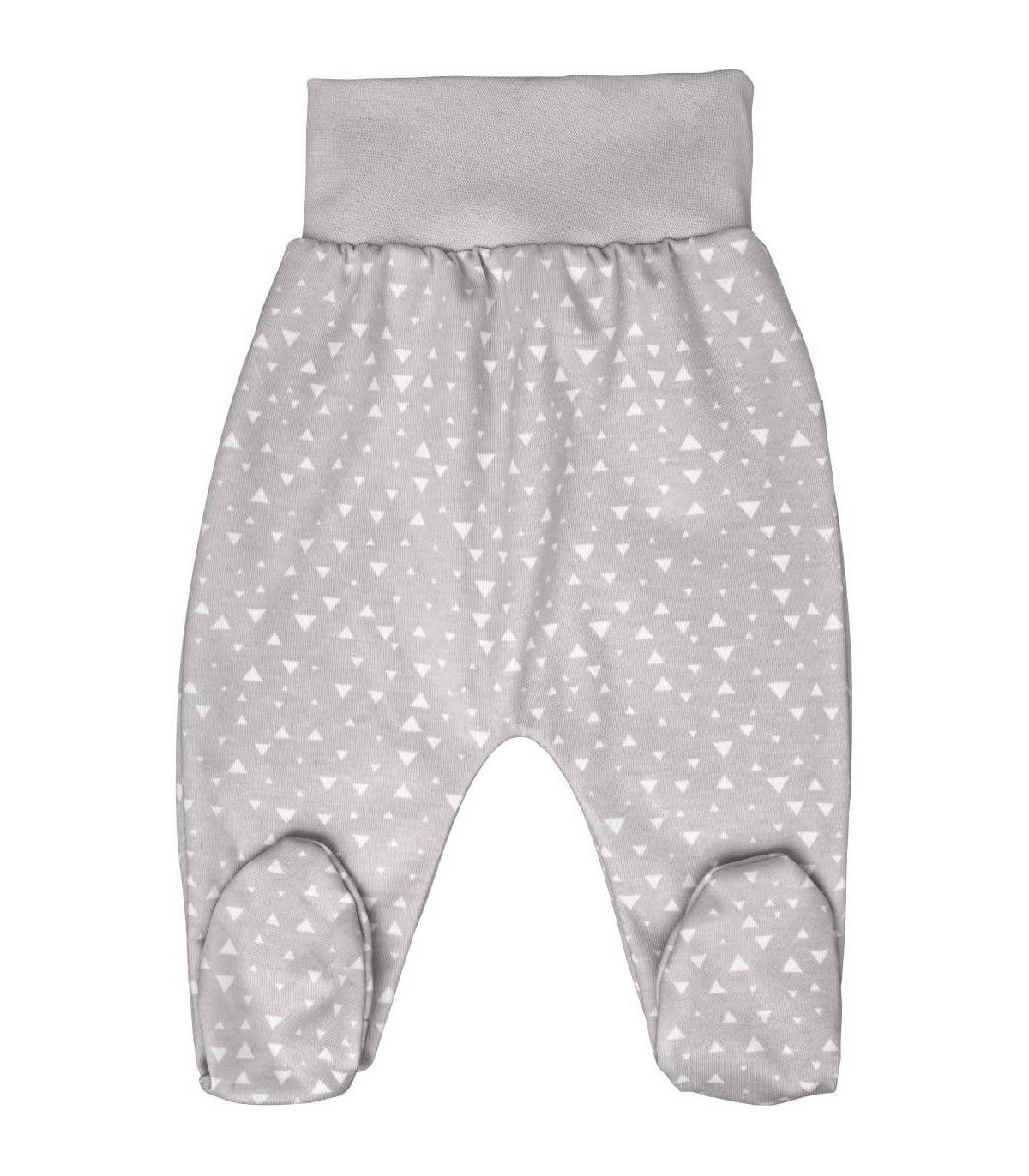 Zewi Bébé-Jou Baby-Pant (Strampelhöschen) Grau