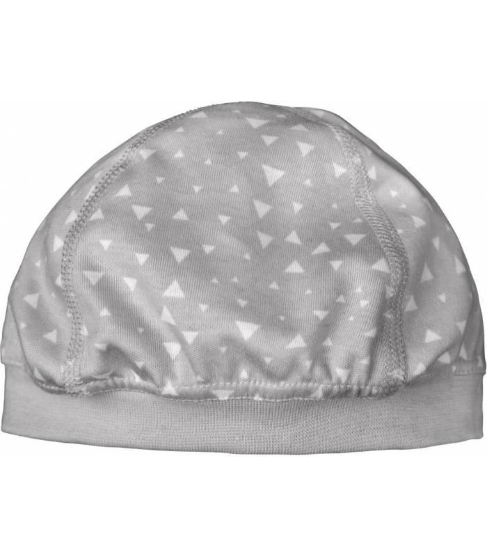 Zewi Bébé-Jou Mütze Grau