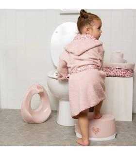 Zewi Bébé-Jou Toilettensitz Pink Leopard