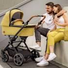 4-Rad Kinderwagen