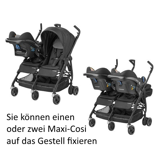 maxi cosi dana for two nomad black hw baby center. Black Bedroom Furniture Sets. Home Design Ideas