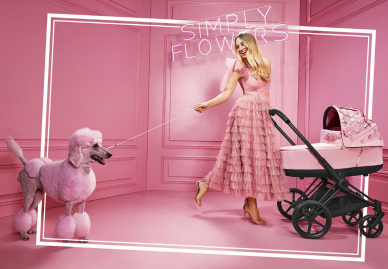 Cybex «Simply Flowers» Design Collection