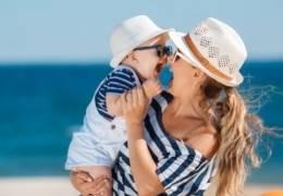 Der ideale Sonnenschutz für Babys