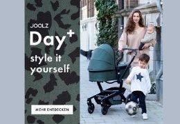 Joolz Day+ Style it yourself - Erstelle dein eigenes Modell