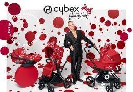 Neue Cybex Fashion Kollektion von Jeremy Scott bei uns erhältlich