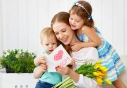 Alles Gute zum Muttertag